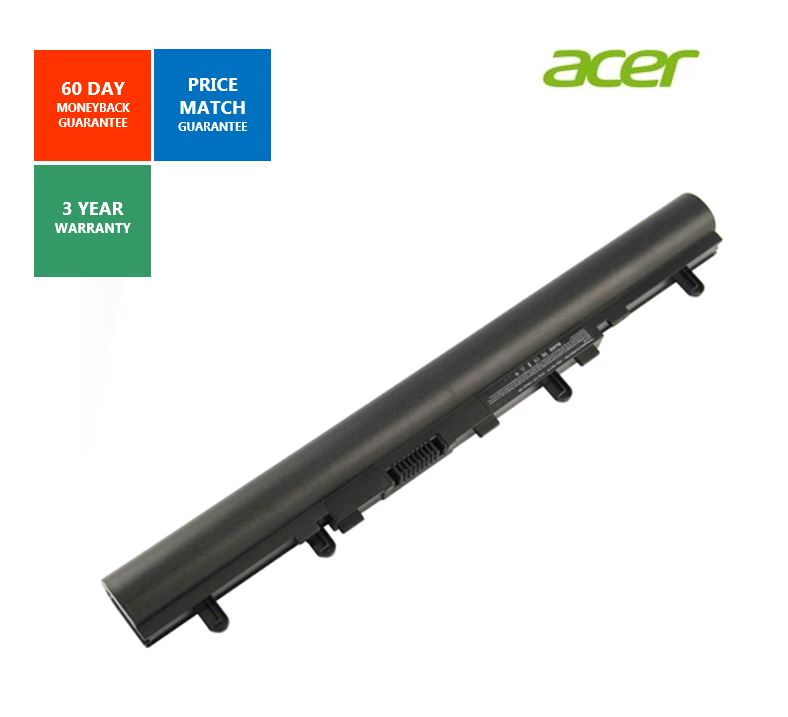 Laptop Battery for Acer Aspire V5 E1 Series ES1-411-P2LF AL12A72 MS2360 AL12A32