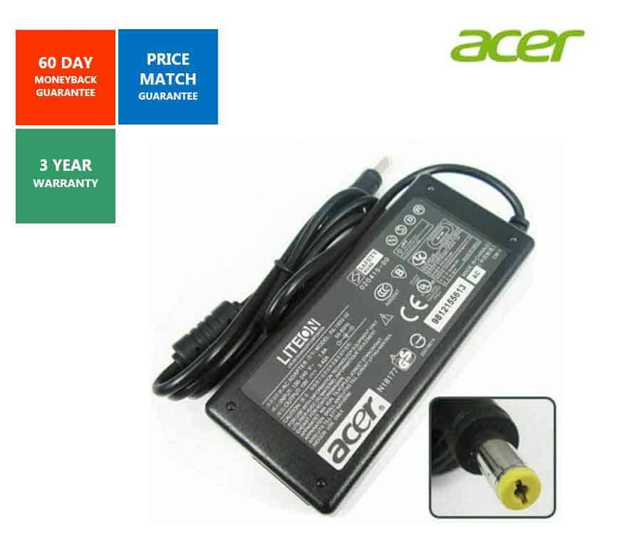 Acer Aspire 5742G TR Laptop Charger Adapter 5.5*1.7mm UK