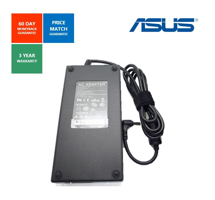 Laptop AC Power Adapter Charger For Asus ADP-180MB ROG G750JM 19.5V 9.23A 180W