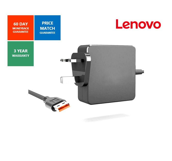 Laptop Adapter Charger for Lenovo Ideapad 65W 20V 3.25A Yoga 700 Yoga 900 Yoga 3