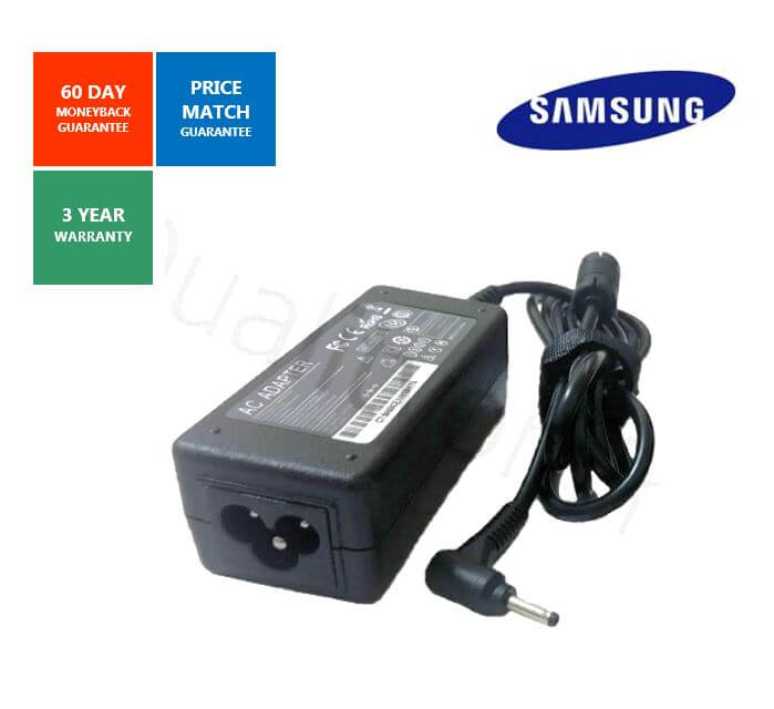 Samsung 19V 2.1A 40W Laptop Charger AC Adapter for NP900X3A