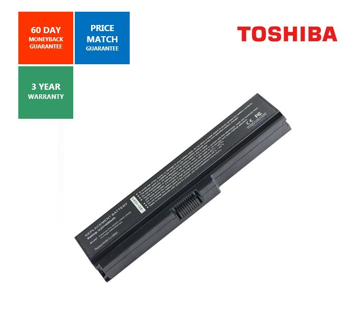 Laptop Battery for Toshiba Satellite C650 C655 C660 C670 L750 L770 PA3817U-1BRS