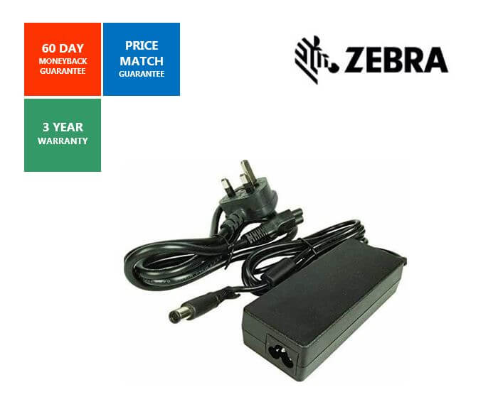 ZEBRA GK420D THERMAL PRINTER POWER SUPPLY CHARGER